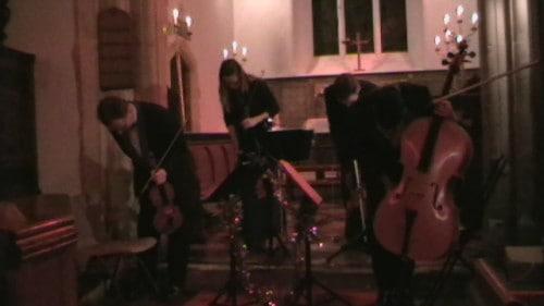 Buckinghamshire String Quartet Christmas Concert