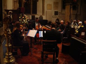 String Quartet Concert Oxford