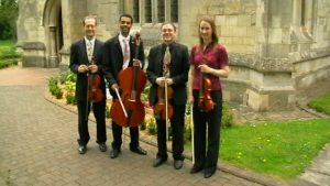 Bedfordshire string quartet