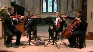 Hiring A String Quartet