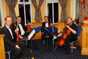 Wedding String Quartet Manor House Music