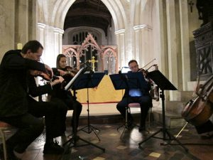 String Quartet Concert In Buckinghamshire