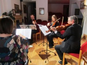 London String Quartet Concert
