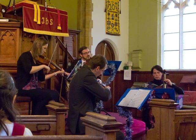 Manor House String Quartet Concerts