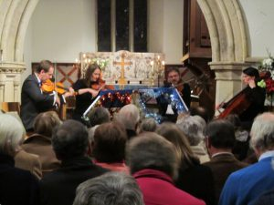 string quartet Christmas carol arrangements