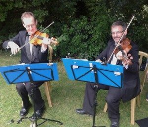 Berkshire Wedding String Duo