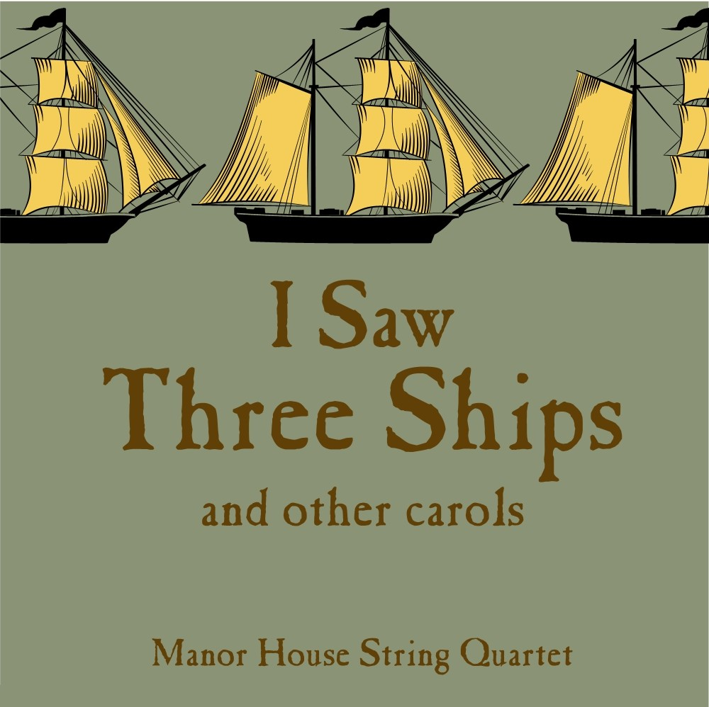 string quartet Christmas carols