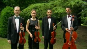 Manor House String Quartet at Woburn Abbey