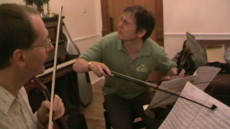 Exploring Works for String Trio
