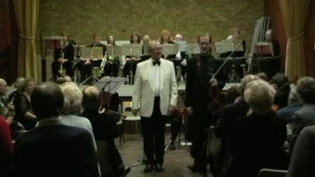 Vaughan Jones violin