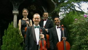 String Quartet for your Wedding Reception