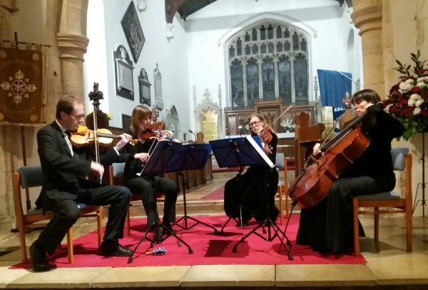 Bedford classical music concert