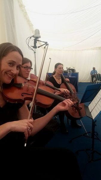 Manor House Music at Henley Business School graduation ceremonies