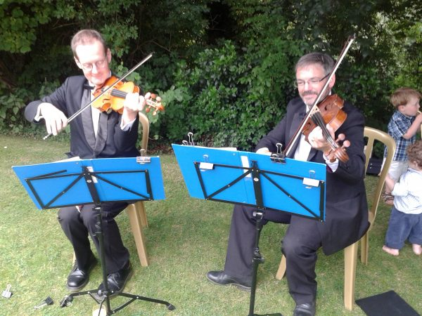Buckinghamshire String Duo