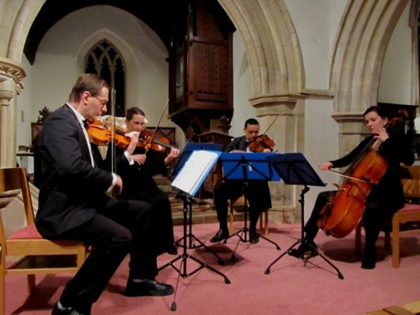 Modern String Quartet for weddings and special occasions