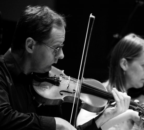 Hire exceptional studio musicians - anything from a solo violin to a string section to make your recording session a success