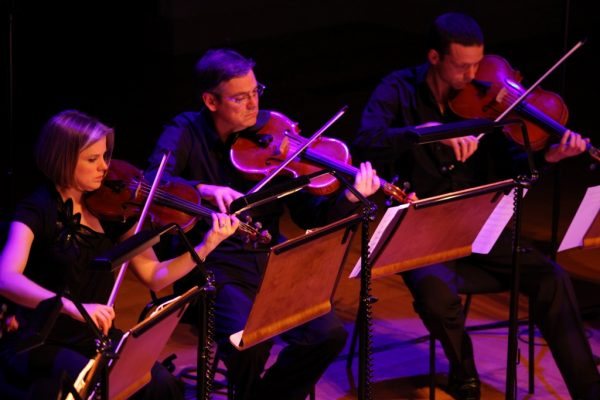Top quality string quartet for your corporate or business event, office party, celebration, awards ceremony or dinner