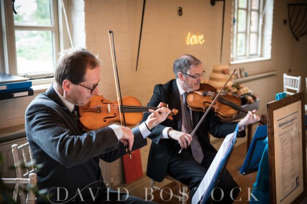 Buckinghamshire wedding music