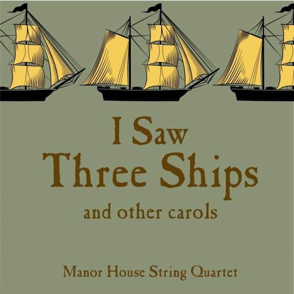 string quartet Christmas carols