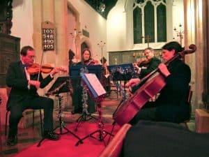 O Come All Ye Faithful For String Quartet