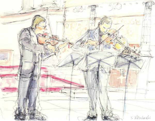 Manor House String Duo